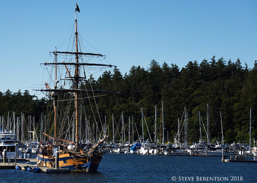Chieftain offers daily sails