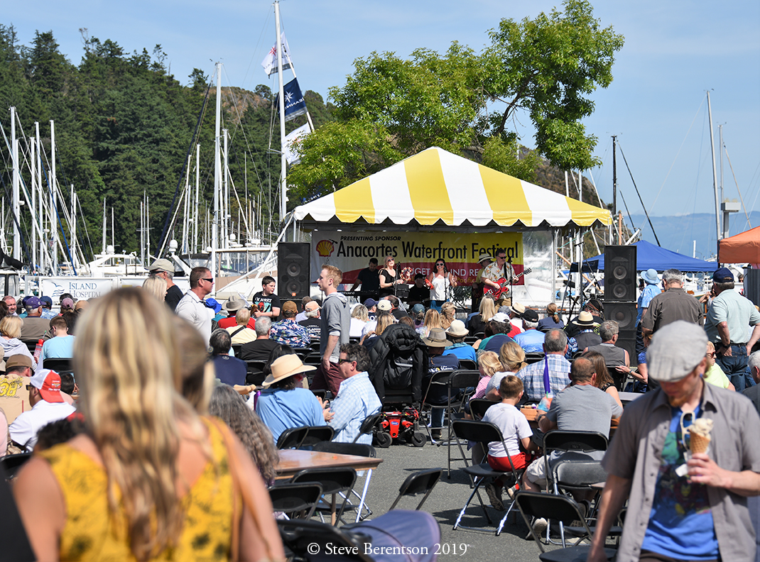 Waterfront Festival all day Sunday